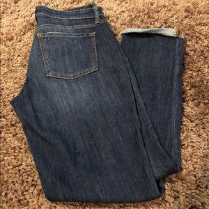 Gap boyfriend coupe jean size4/27